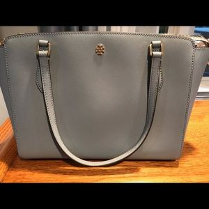 Tory Burch Emerson Small Top Zip Tote